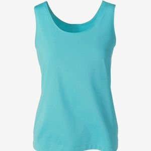 Chico's Microfeel Timeless Tank Chico's Size 3